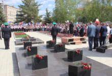 Митинг ко дню Победы в Карталах состоится