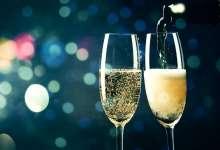 4 августа День рождения шампанского